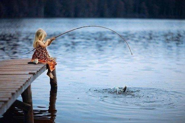 картинки людей ловящих рыбу