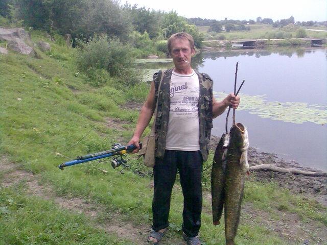 прогноз клева рибалки новоград волинський